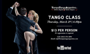 Tango Open House (RESCHEDULED) @ Lavelle Hall | Tampa | Florida | United States