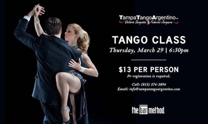 Tango Open House (RESCHEDULED)