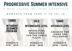 Tango Advanced Level (Back Sacadas) @ Lavelle Hall | Tampa | Florida | United States
