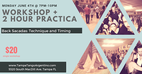 Workshop & 2-Hour PRACTICA