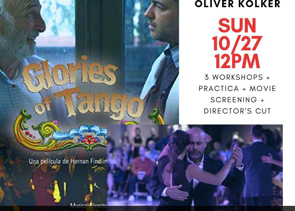Workshops & Movie Screening with Oliver